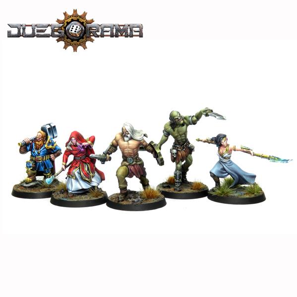SET 5 Heroes